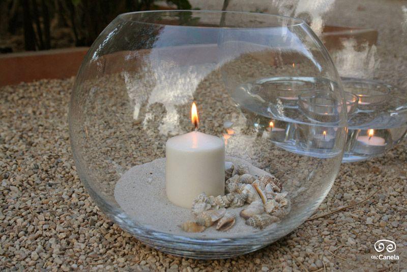 OhCanela-boda-marinera-velas