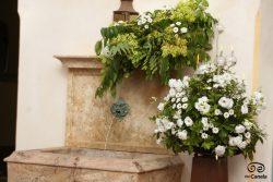 Fuente decorada - Oh! Canela