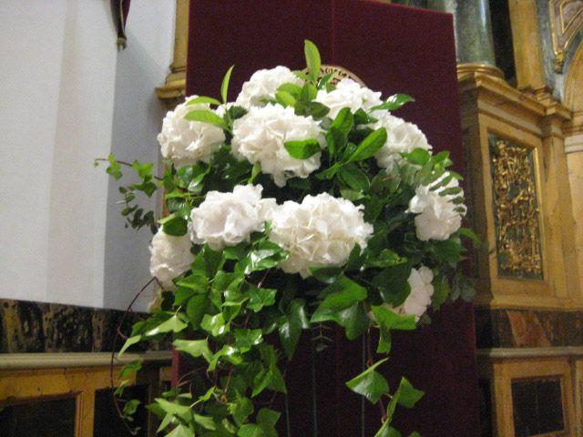 Monasterio - detalle floral - oh Canela