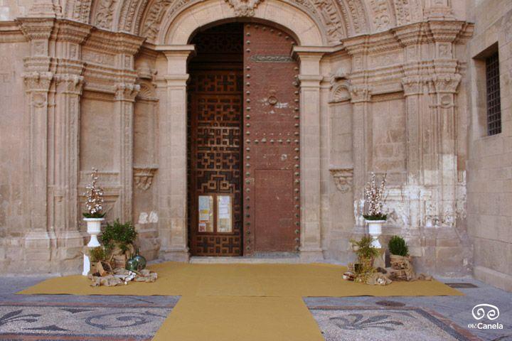 Plaza de la cruz - Murcia -Oh Canela