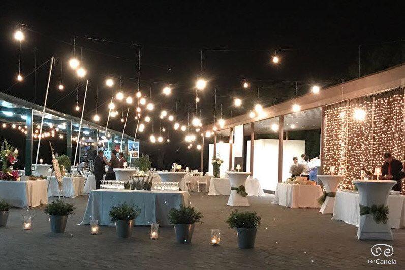 Iluminacion Evento Murcia