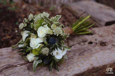 Bouquet de novia excepcional